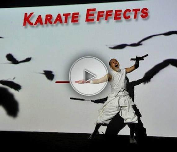 karate effects