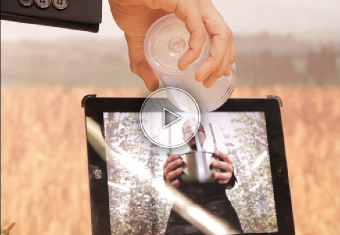 ipad magician, ipad magic, magicien ipad, magie ipad