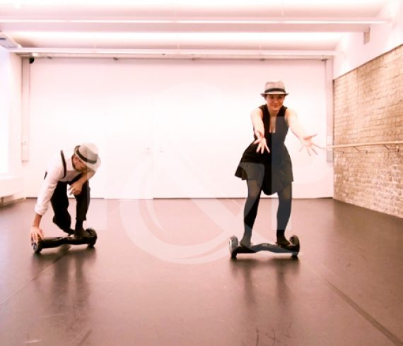 hoverboard, duo hoverboard, duo, france, evenement, danse, danseurs duo, danse hoverboard, strasbourg, congrès ITS