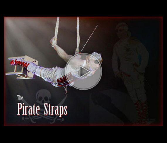 pirate, straps, sangles,