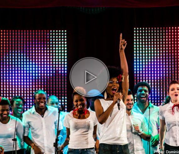 chorale, choir, soul, paris, france, groupe de chanteurs,