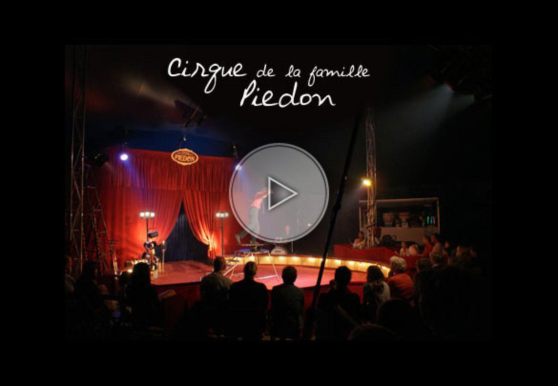 family circus, cirque de famille, spectacle de cirque, circus show