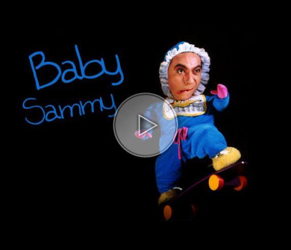 sammy tavilis, comedy, comique, baby, bébé