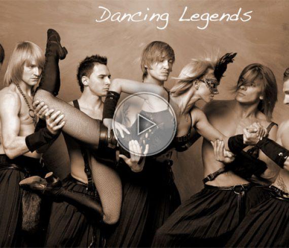 troupe de danse, danse troup, dancing legends