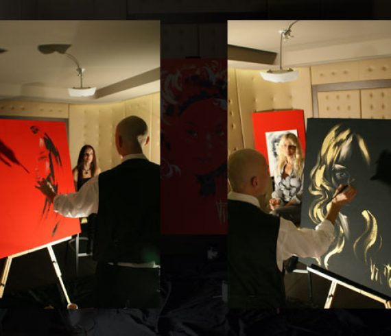 painting studio, studio peinture, painting, painter, peintre, peinture