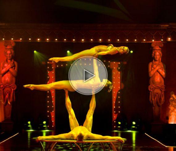 golden statues, statues en or, trio laruss