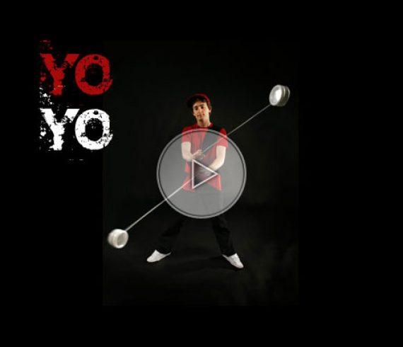 yo-yo, yoyo, yoyo performer, yoyo artist, artiste au yoyo