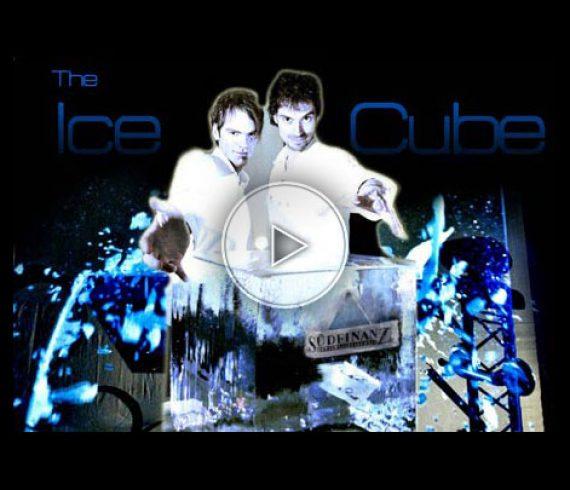 grandes illusions, big illusions, grande illusion, ice cube, cube de glace, glace
