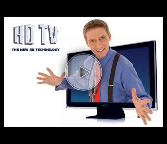 4D tv, interactive television, télévision intéractive, télé 4D