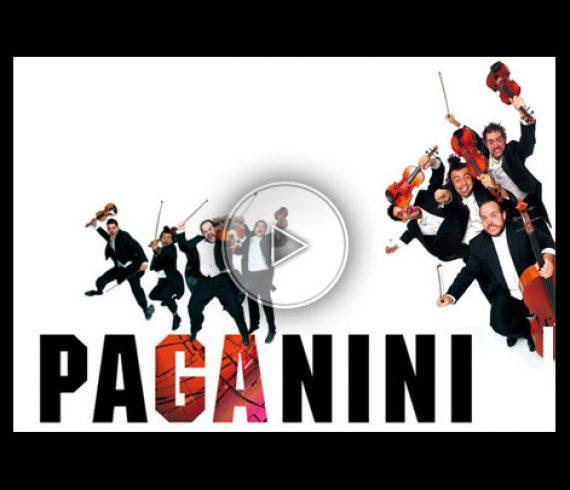 paganini, musical, musique, muscial comedy, comedie musicale, violon, violin