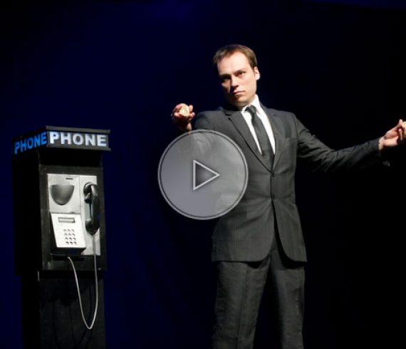 phone magician, magicien téléphone, coins magic, phone magic, hungary, hongrie