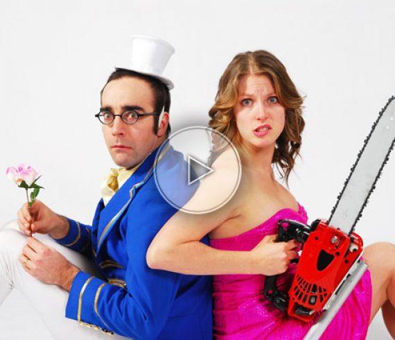 duo cabaret comique, duo comique, cabaret duo, comiques de cabaret, artistes de cabaret, couple comique, canada