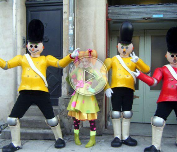 animation déambulatoire, animation jouets, animation soldats, soldats jouets, france, animation enfants, animation enfant