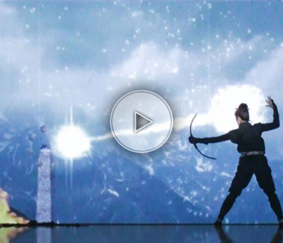 danseurs video mapping, danseur video mapping, artistes video mapping, danseurs avec video, danse avec effets vidéo