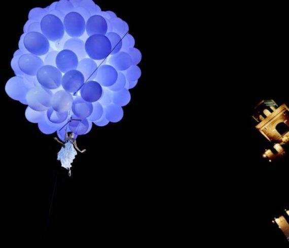 aerial grape, balloons, ballons, ballon géant, giant balloon, grape aérienne, italy, italie