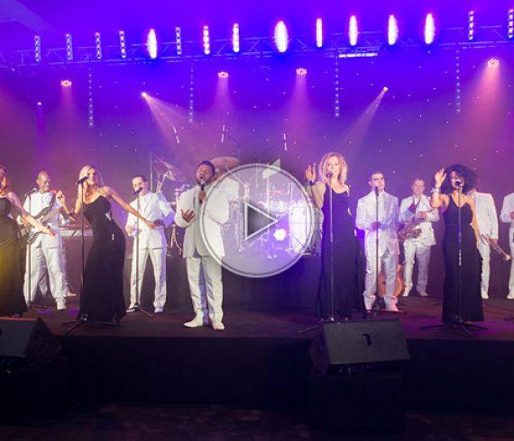 groupe de musique de paris, grande formation musicale, chanteurs paris, chanteuses