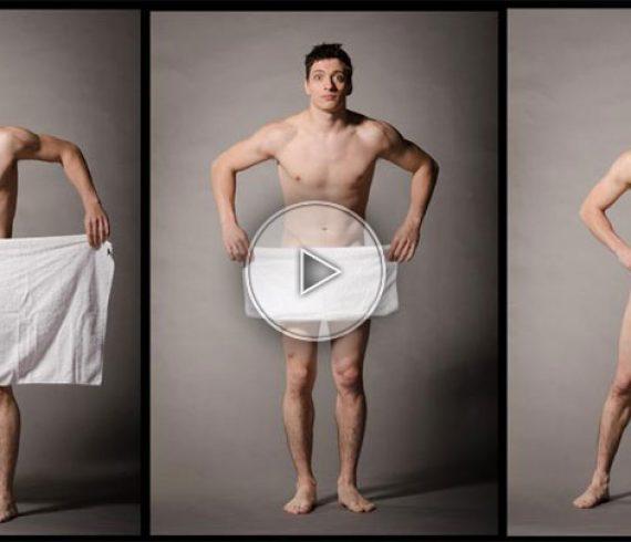 numéro des serviettes, numéro des serviettes de bain, spectacle des serviettes, comiques avec serviettes, serviettes de bain