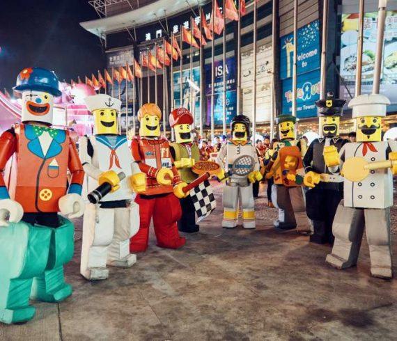 lego personnages, déambulation lego, jouets, jouets déambulation, lego déambulation, jouets personnages