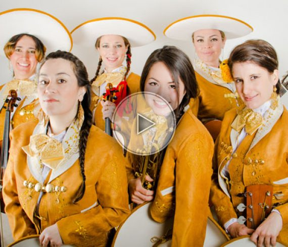 filles mariachi, groupe mariachi, troupe mariachi, groupe mariachi