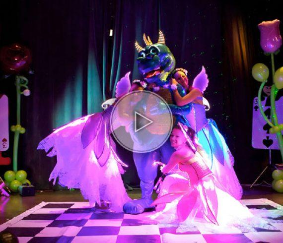 spectacle d'enfants, spectacle lumineux pour enfants, spectacle de lumière, spectacle lumineux