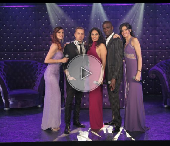 Golden Riviera Band, chanteurs côte d'azur, groupe côte d'azur, band cote d'azur, chanteurs
