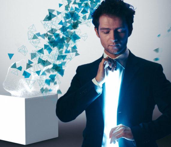 magie video, magicien video, magicien digital, magie digitale, magie video digitale, illusions digitales