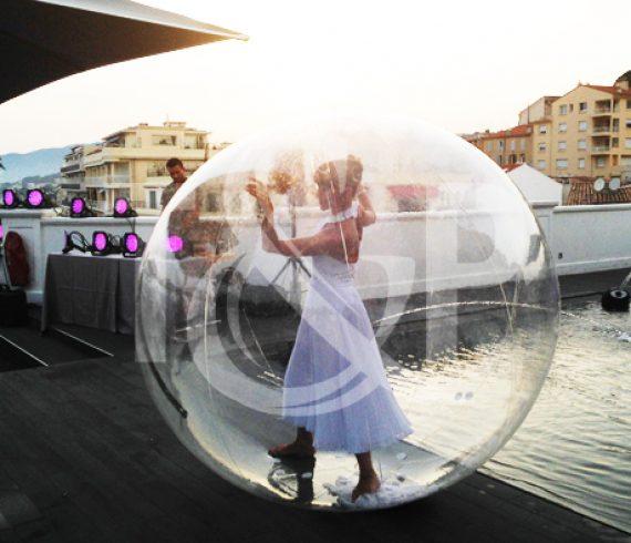 danse, danseuse, danseuse bulle, danse bulle, artiste, france, cote d'azur, glamour, corporate, bulle, artiste bulle