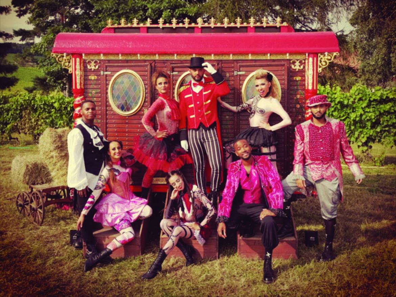 Greatest show, greatest showman, dancers, cabaret, danse, Paris style danse